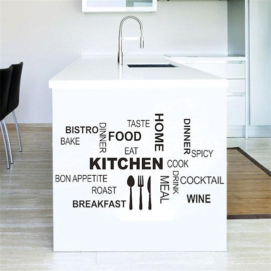 3f04d8b580d Seinakleeps loovasse kööki - Something.ee