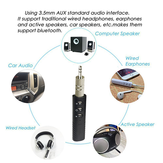 a932d141eae Bluetooth AUX audio vastuvõtja pulk - Something.ee